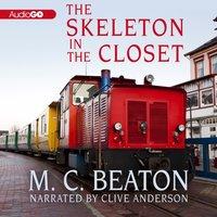 Skeleton in the Closet - M. C. Beaton - audiobook