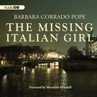 Missing Italian Girl - Barbara Corrado Pope - audiobook