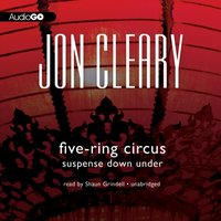Five-Ring Circus - Jon Cleary - audiobook