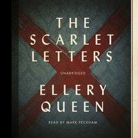 Scarlet Letters - Ellery Queen - audiobook