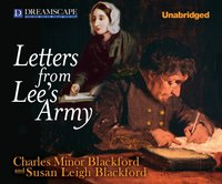 Letters from Lee's Army - Charles Minor Blackford - audiobook
