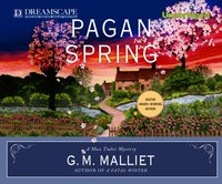 Pagan Spring - G. M. Malliet - audiobook