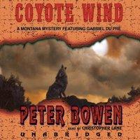 Coyote Wind - Peter Bowen - audiobook