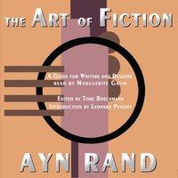 Art of Fiction - Ayn Rand - audiobook