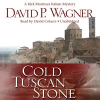 Cold Tuscan Stone - David P. Wagner - audiobook