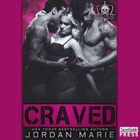 Craved - Jordan Marie - audiobook