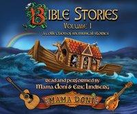 Bible Stories, Volume 1 - Eric Lindberg - audiobook