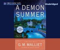 Demon Summer - G. M. Malliet - audiobook
