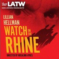 Watch on the Rhine - Lillian Hellman - audiobook