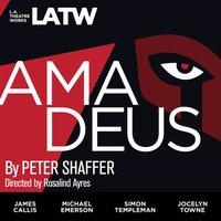 Amadeus - Peter Shaffer - audiobook