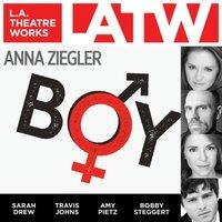 Boy - Anna Ziegler - audiobook