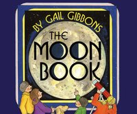 Moon Book, The (Audio) - Gail Gibbons - audiobook