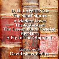 DH Lawrence - DH Lawrence - audiobook