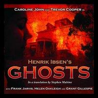 Ghosts - Henrik Ibsen - audiobook