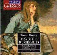 Tess Of The D'Urbervilles - Thomas Hardy - audiobook