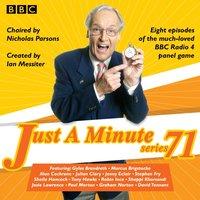 Just a Minute: Series 71 - Opracowanie zbiorowe - audiobook