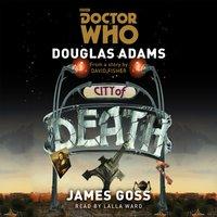 Doctor Who: City of Death - Douglas Adams - audiobook