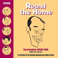 Round the Horne: Complete Series 2 - Barry Took - audiobook