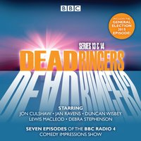 Dead Ringers Series 13 & 14 - Tom Jamieson - audiobook