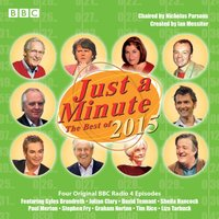 Just a Minute: Best of 2015 - Nicholas Parsons - audiobook