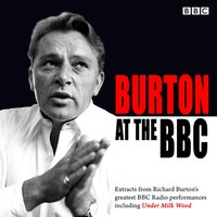 Burton at the BBC - BBC Audio - audiobook