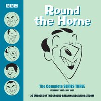Round the Horne: Complete Series 3 - Barry Took - audiobook