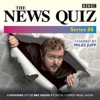 News Quiz: Series 88 - Jeremy Hardy - audiobook