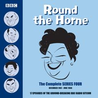 Round the Horne: Complete Series 4 - Barry Took - audiobook