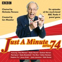 Just a Minute: Series 74 - Nicholas Parsons - audiobook