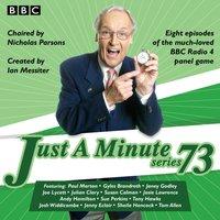 Just a Minute: Series 73 - Paul Merton - audiobook