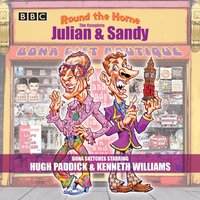 Round the Horne: The Complete Julian & Sandy - Barry Took - audiobook