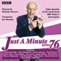 Just a Minute: Series 76 - Paul Merton - audiobook