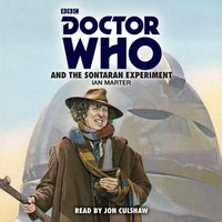Doctor Who and the Sontaran Experiment - Ian Marter - audiobook