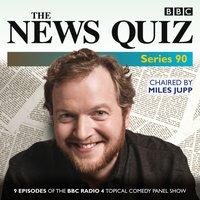 News Quiz: Series 90 - Jeremy Hardy - audiobook