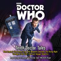 Doctor Who: Tenth Doctor Tales - Peter Anghelides - audiobook