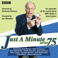 Just a Minute: Series 75 - Nicholas Parsons - audiobook