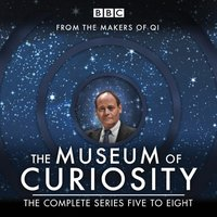 Museum of Curiosity: Series 5-8 - John Lloyd - audiobook
