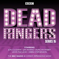 Dead Ringers: Series 15 - Tom Jamieson - audiobook