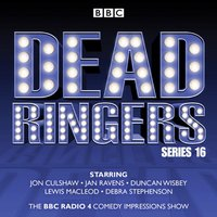 Dead Ringers: Series 16 plus Christmas Specials - Tom Jamieson - audiobook