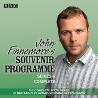 John Finnemore's Souvenir Programme: Series 6 - John Finnemore - audiobook