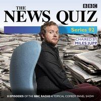 News Quiz: Series 92 - Opracowanie zbiorowe - audiobook