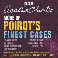 More of Poirot's Finest Cases - Agatha Christie - audiobook
