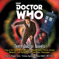 Doctor Who: Tenth Doctor Novels - Jacqueline Rayner - audiobook