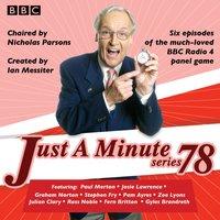 Just a Minute: Series 78 - Paul Merton - audiobook
