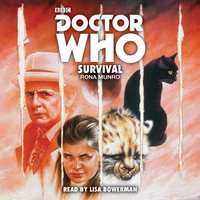 Doctor Who: Survival - Rona Munro - audiobook
