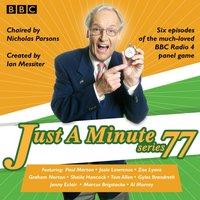 Just a Minute: Series 77 - Arthur Conan Doyle - audiobook