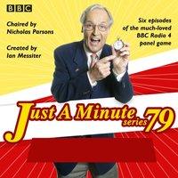 Just a Minute: Series 79 - Nicholas Parsons - audiobook