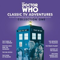 Doctor Who: Classic TV Adventures Collection One - Kit Pedler - audiobook