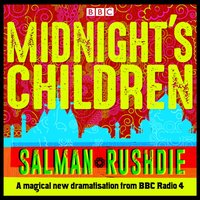 Midnight's Children - Salman Rushdie - audiobook