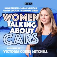 Women Talking About Cars - Victoria Coren Mitchell - audiobook